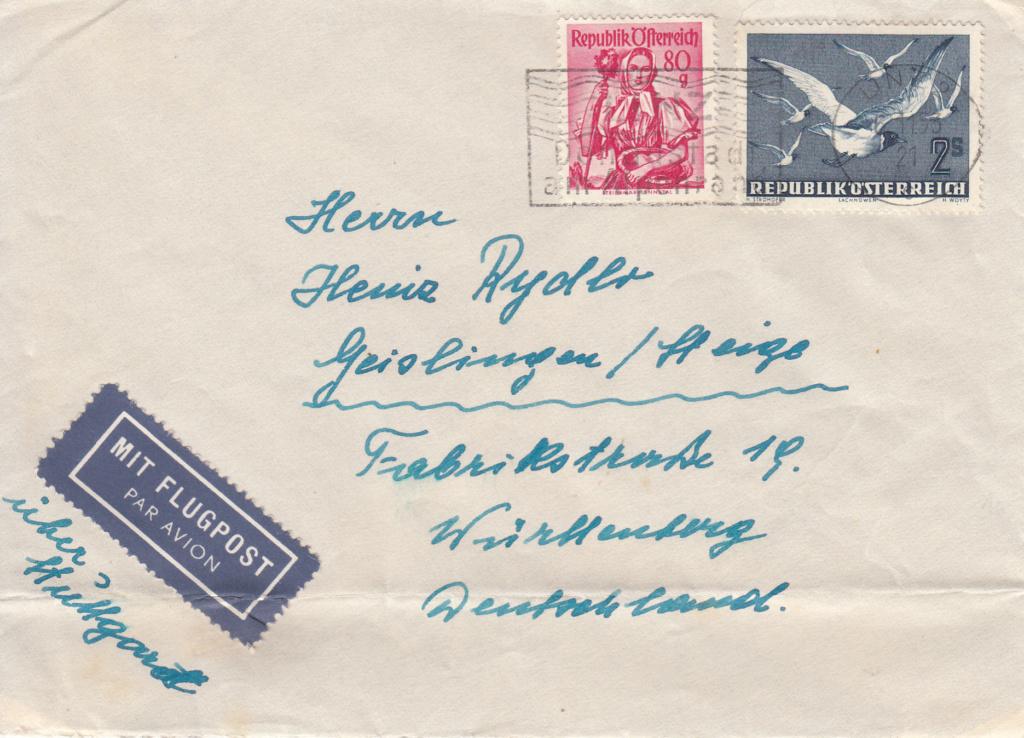 Sammlung Bedarfsbriefe Österreich ab 1945 - Seite 9 Img20