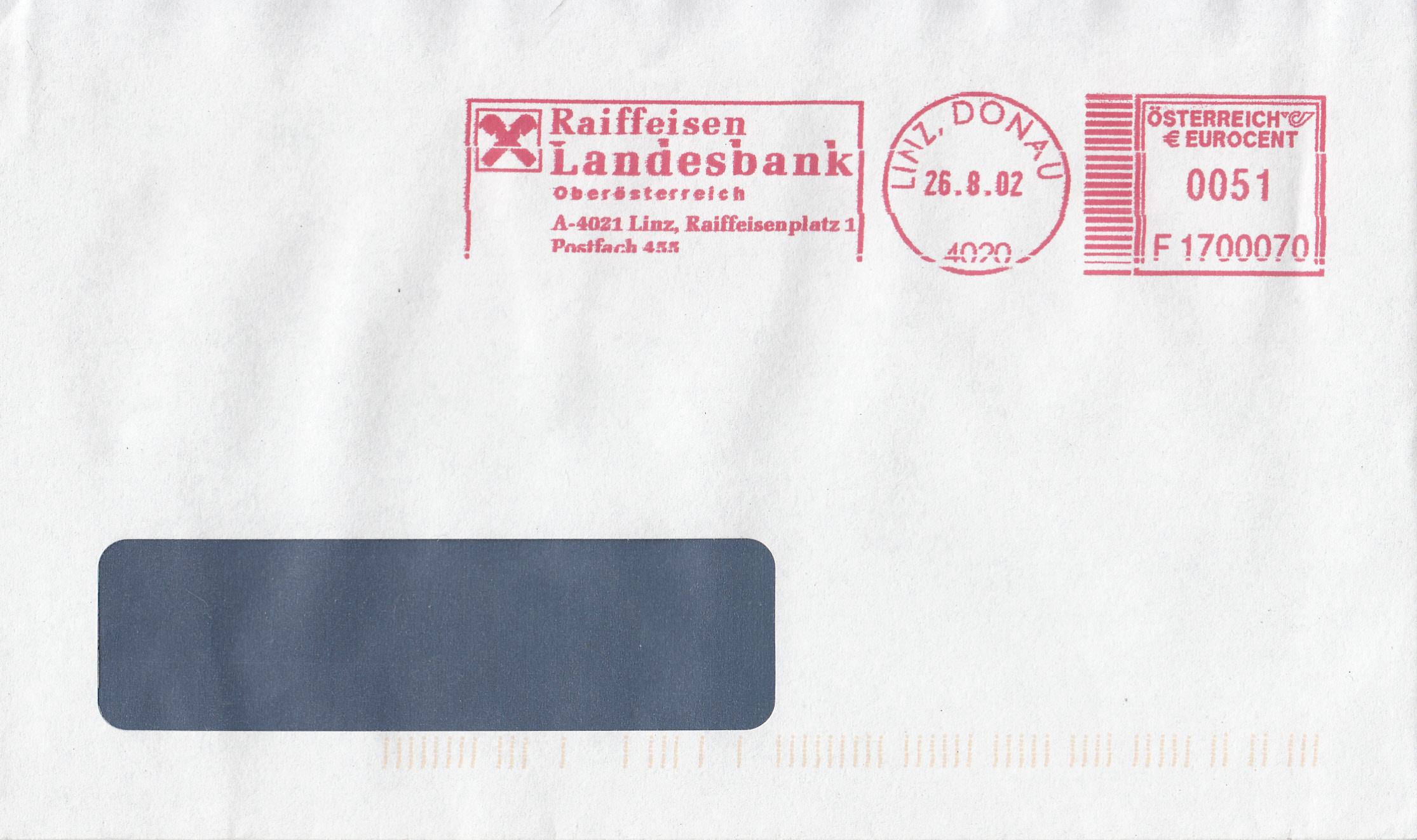 Briefe / Poststücke österreichischer Banken - Seite 4 Img207