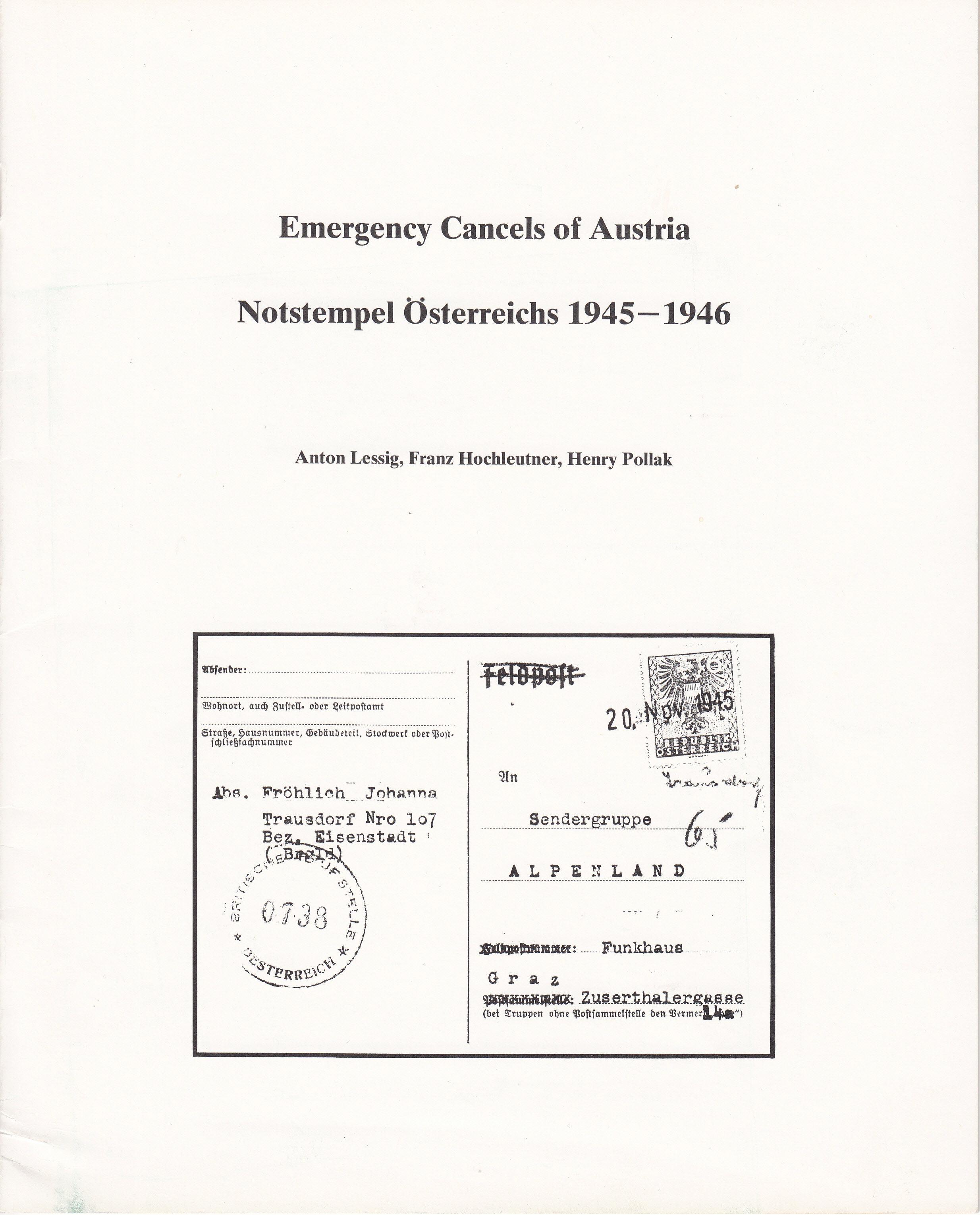 Notstempel Österreichs 1945 - 1946 Img212