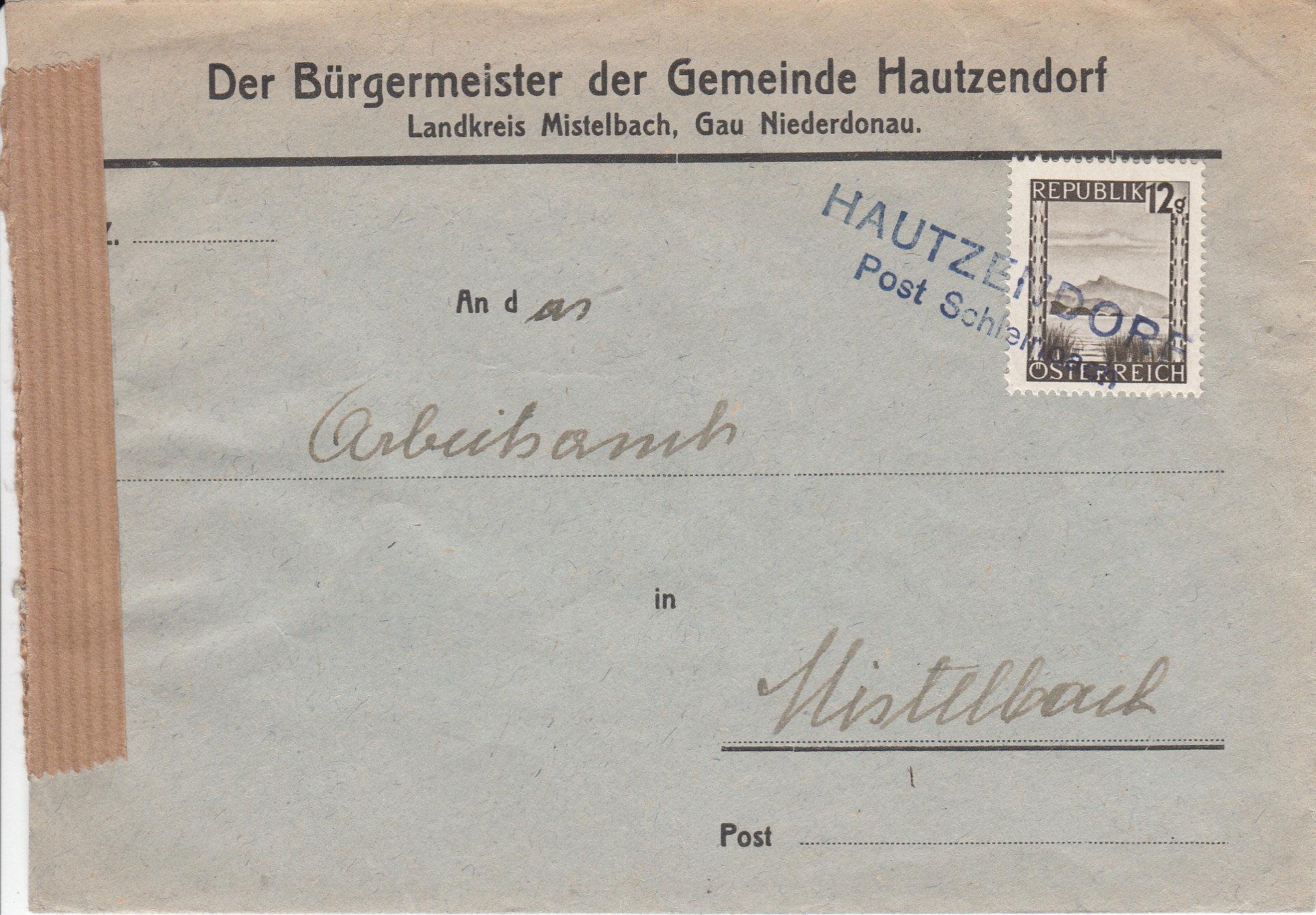 Notstempel Österreichs 1945 - 1946 Img216