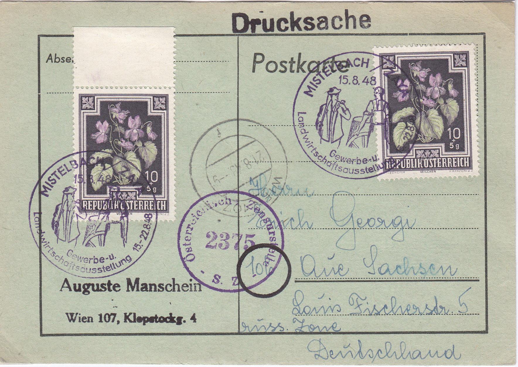 Sammlung Bedarfsbriefe Österreich ab 1945 - Seite 14 Img243