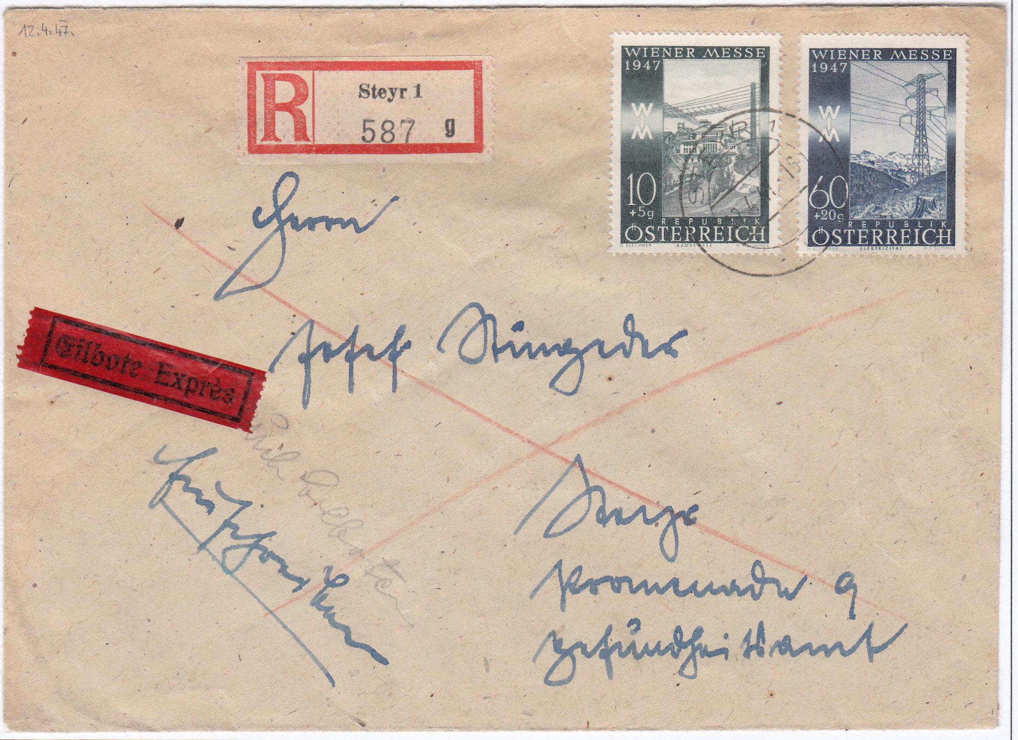 Sammlung Bedarfsbriefe Österreich ab 1945 - Seite 14 Img245