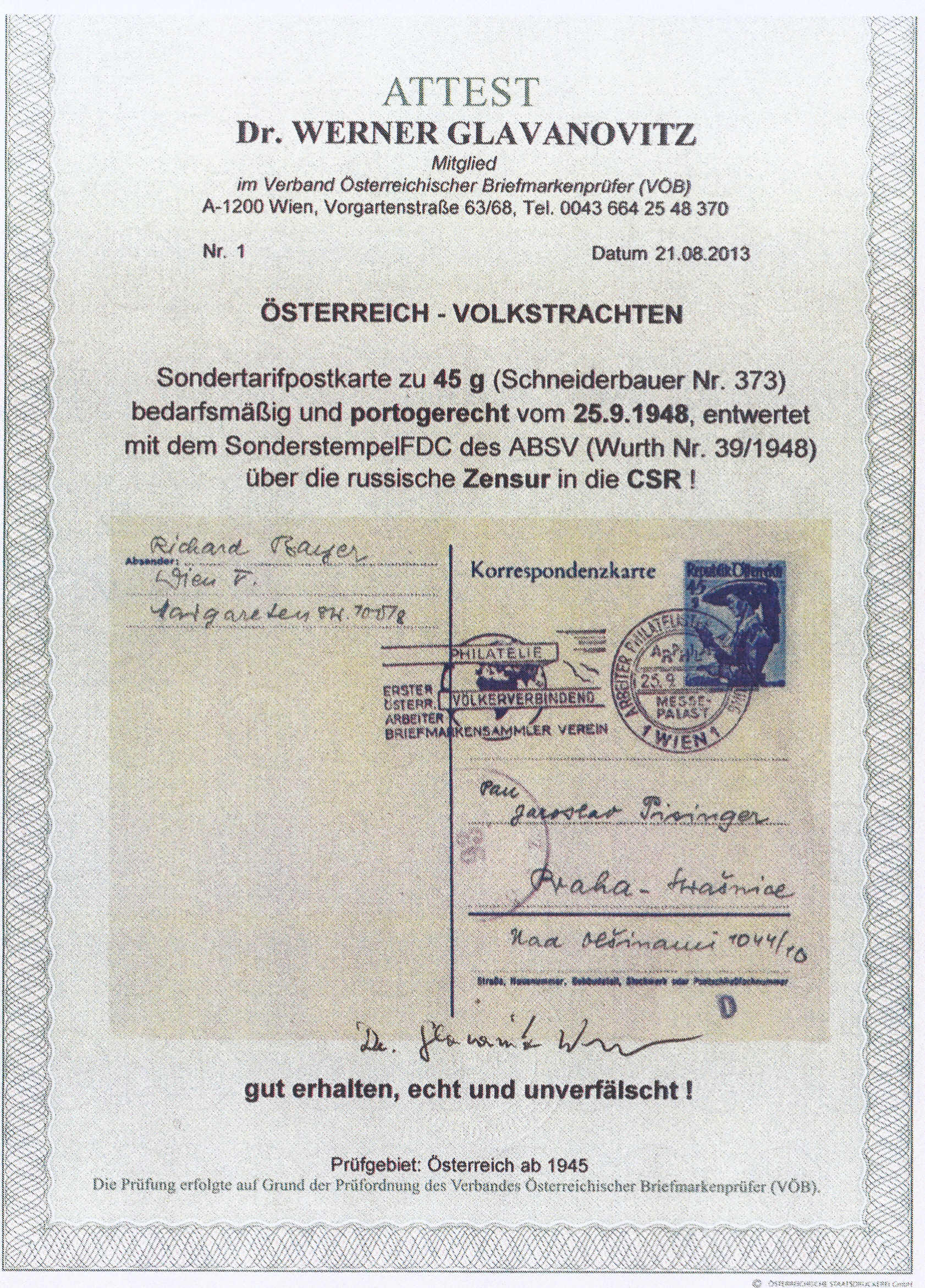 Ermäßigte Gebühren Ausland (CSR Ungarn etc.) Img256