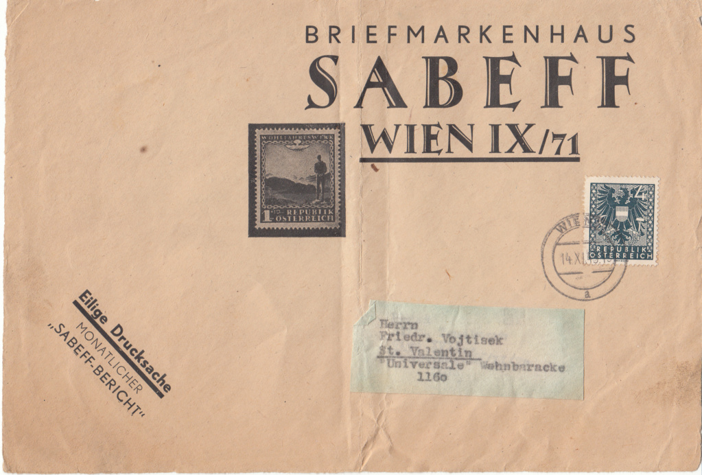 Wappenzeichnung  -  ANK 714-736 - Belege - Seite 4 Img26