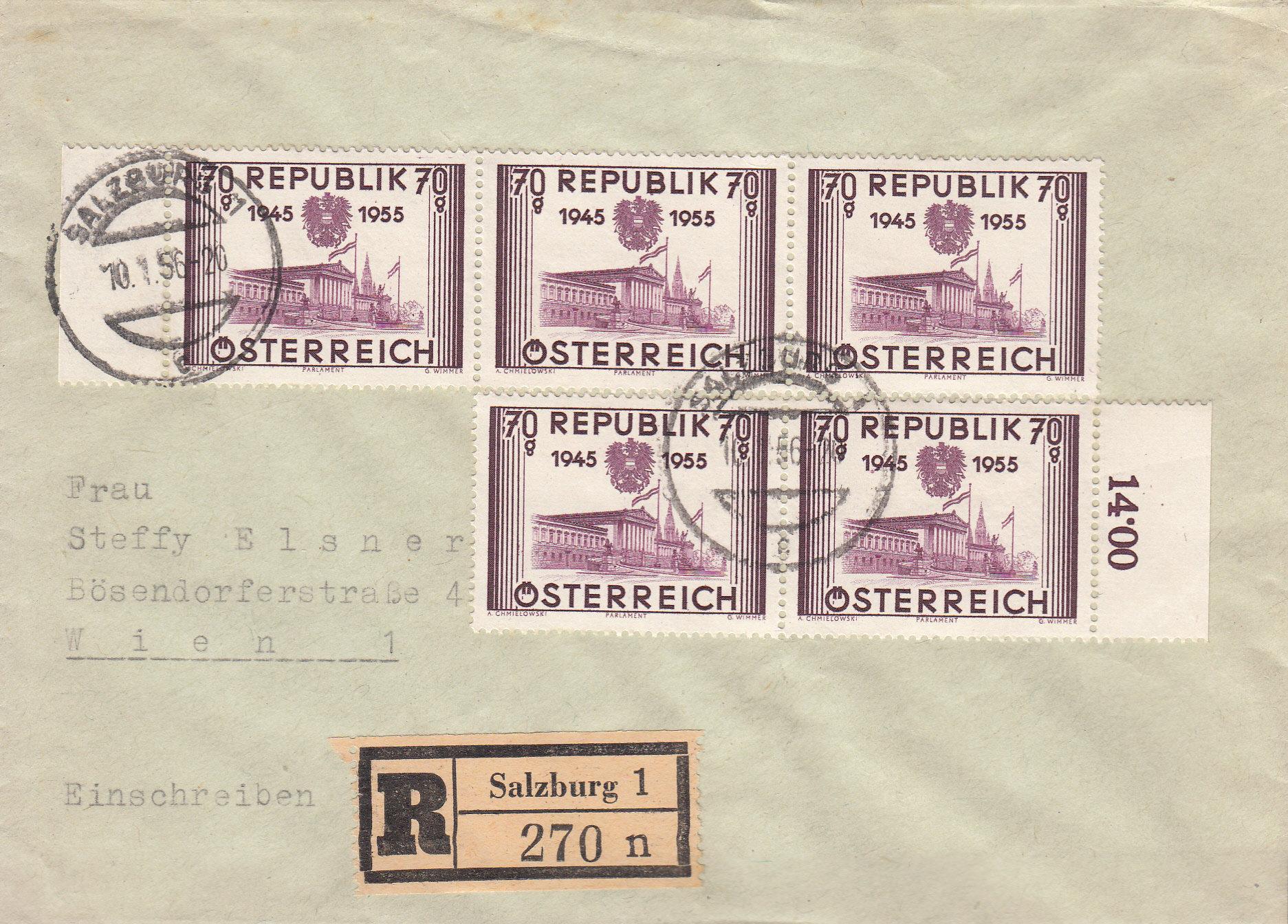 Sammlung Bedarfsbriefe Österreich ab 1945 - Seite 14 Img283