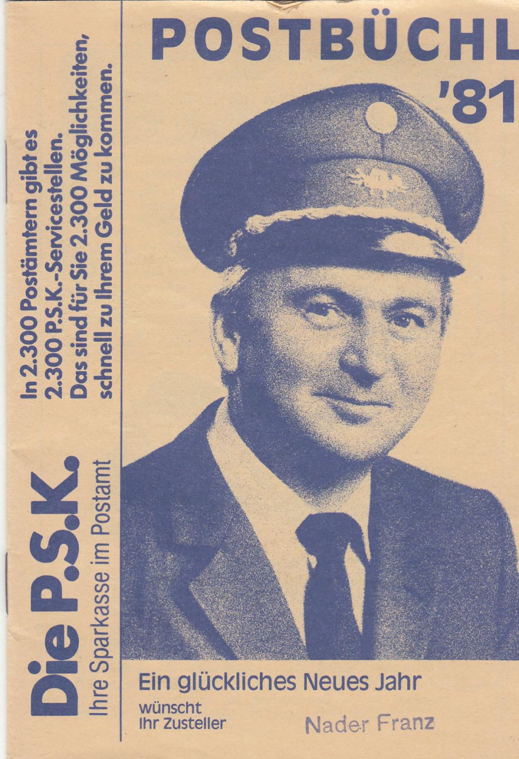Postbüchl - Das kleine Postbuch Img309