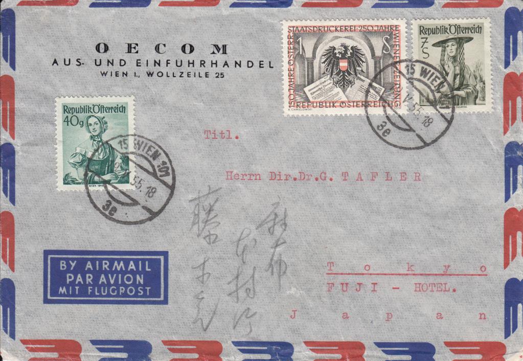 1945 - Sammlung Bedarfsbriefe Österreich ab 1945 - Seite 15 Img314
