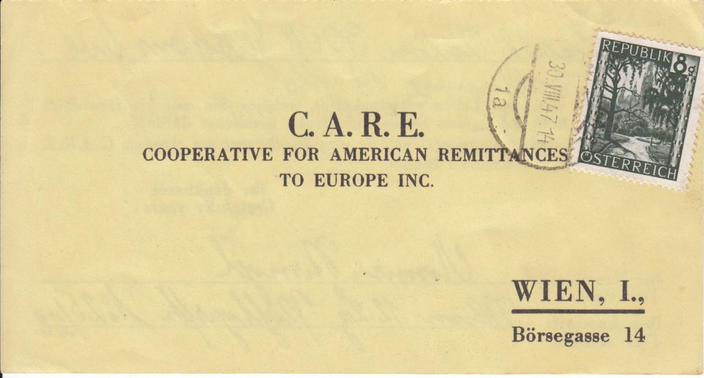 Care Pakete Quittungen  Img328