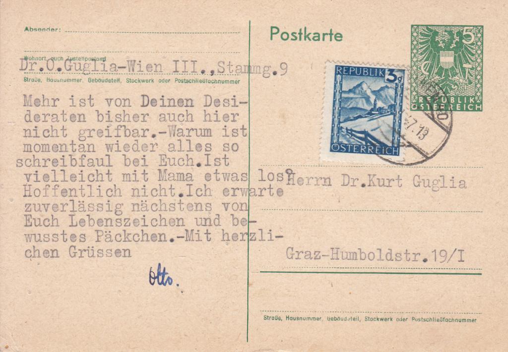 Wappenzeichnung  -  ANK 714-736 - Belege - Seite 5 Img357