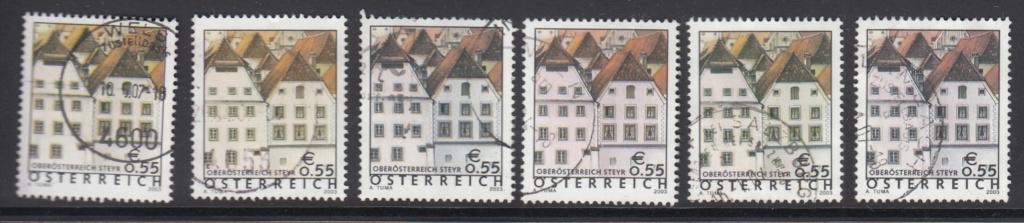 Ferienland Österreich - Dauermarkenserie Img371