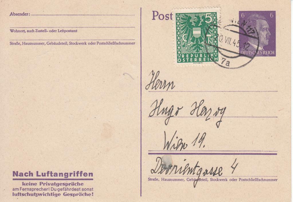 1945 - Notmaßnahmen und Provisorien bei Postkarten 1945-1948 - Seite 2 Img373