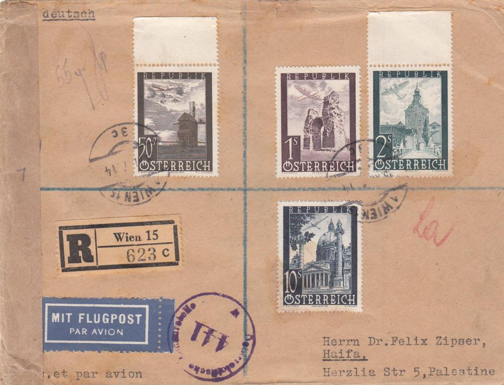 Flugpostausgabe 1947 Img374