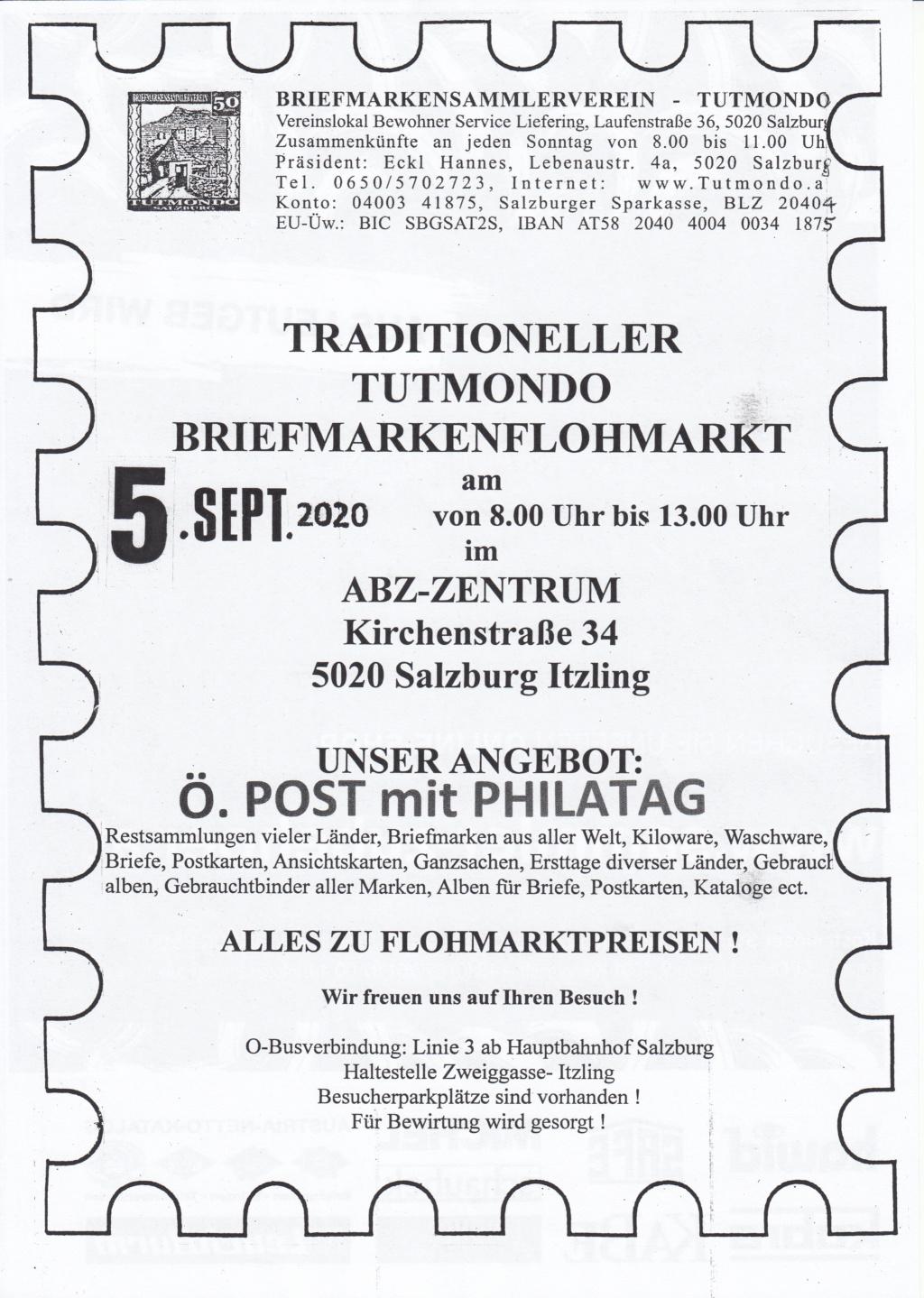 Tutmondo Briefmarkenflohmarkt in Salzburg Img382