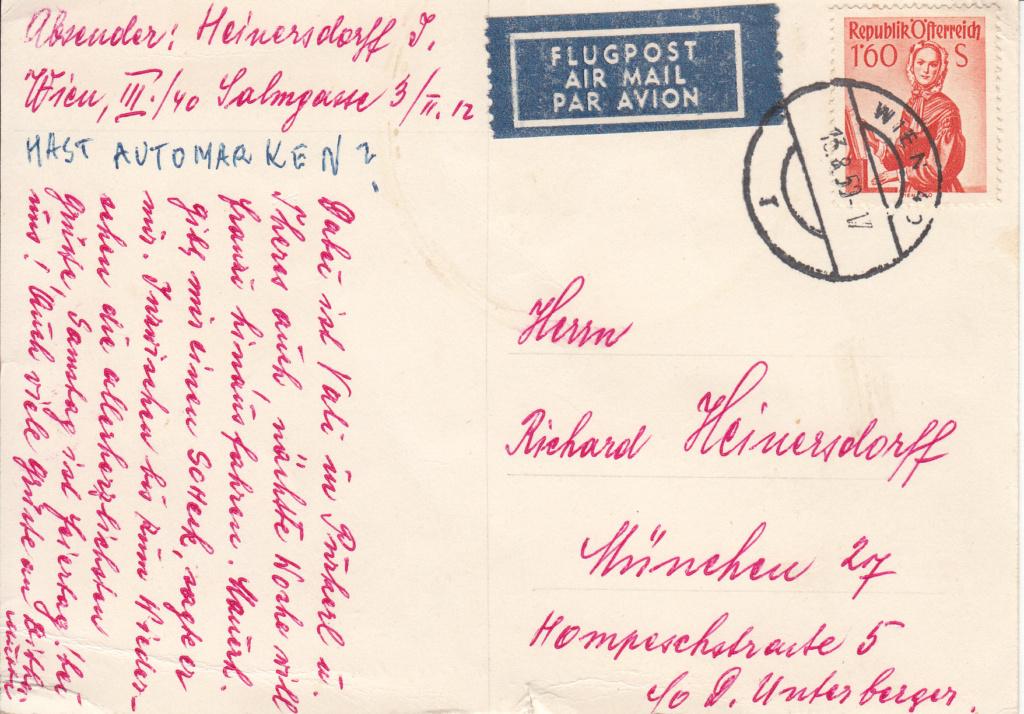 trachten - Trachtenserien ANK 887 - 923 und 1052 - 1072 Belege - Seite 13 Img383