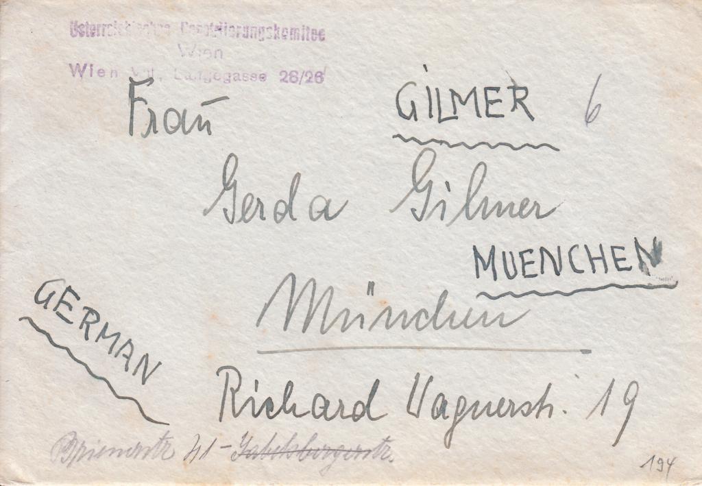 1945 - Sammlung Bedarfsbriefe Österreich ab 1945 - Seite 15 Img394