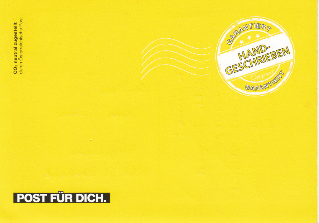 Postdienst – Service des postes - Postdienstkarten - Österreich Img424