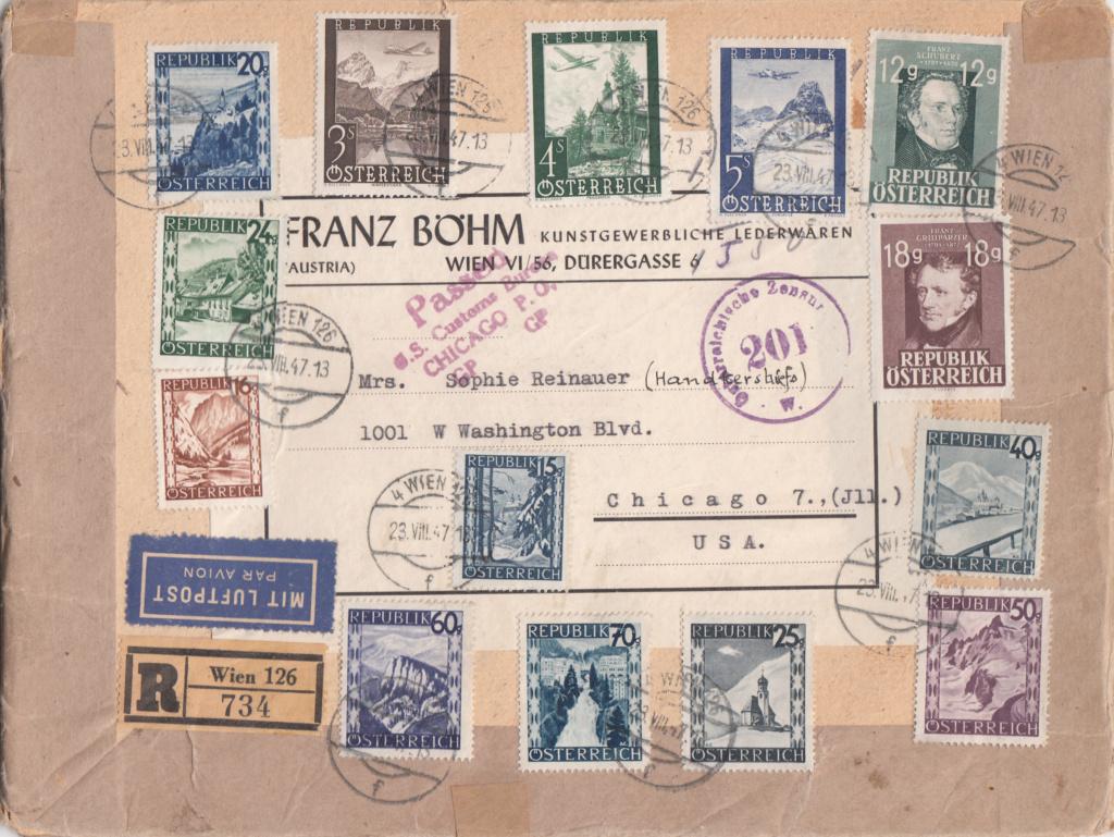 Flugpostausgabe 1947 Img431