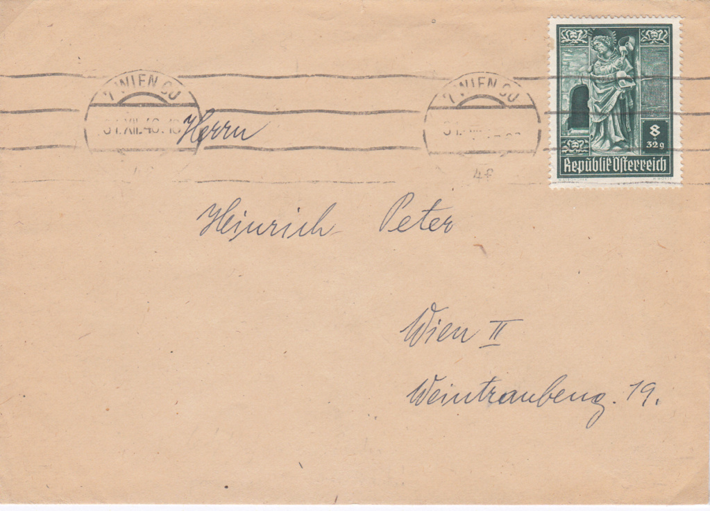 Sammlung Bedarfsbriefe Österreich ab 1945 - Seite 10 Img60