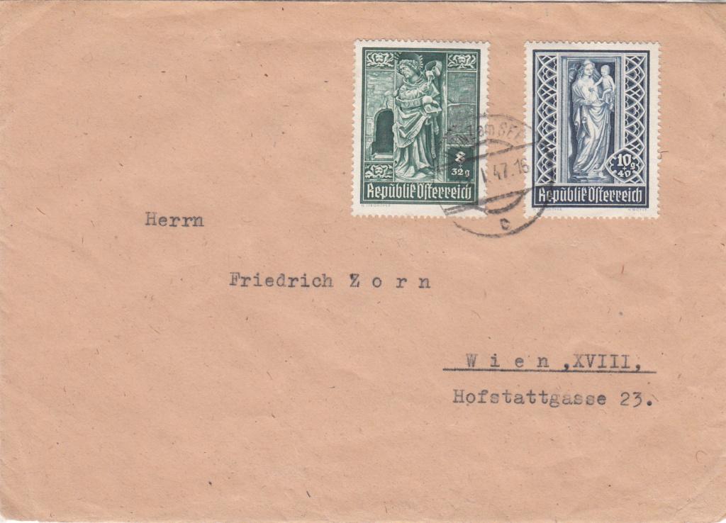 Sammlung Bedarfsbriefe Österreich ab 1945 - Seite 10 Img61