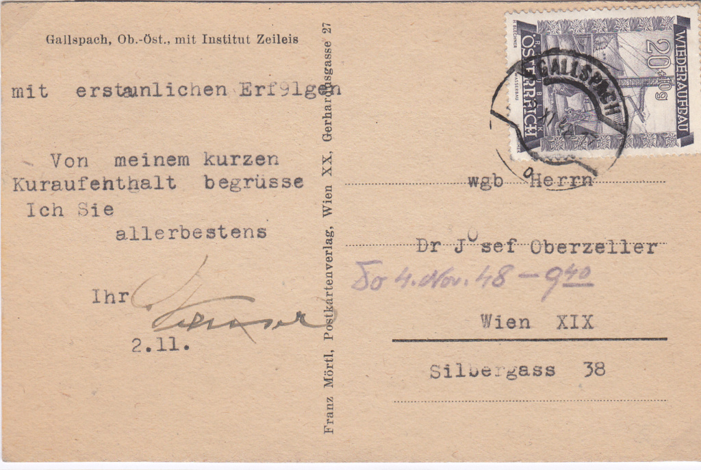 Sammlung Bedarfsbriefe Österreich ab 1945 - Seite 11 Img77