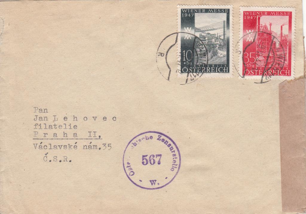 Sammlung Bedarfsbriefe Österreich ab 1945 - Seite 10 Img_0065