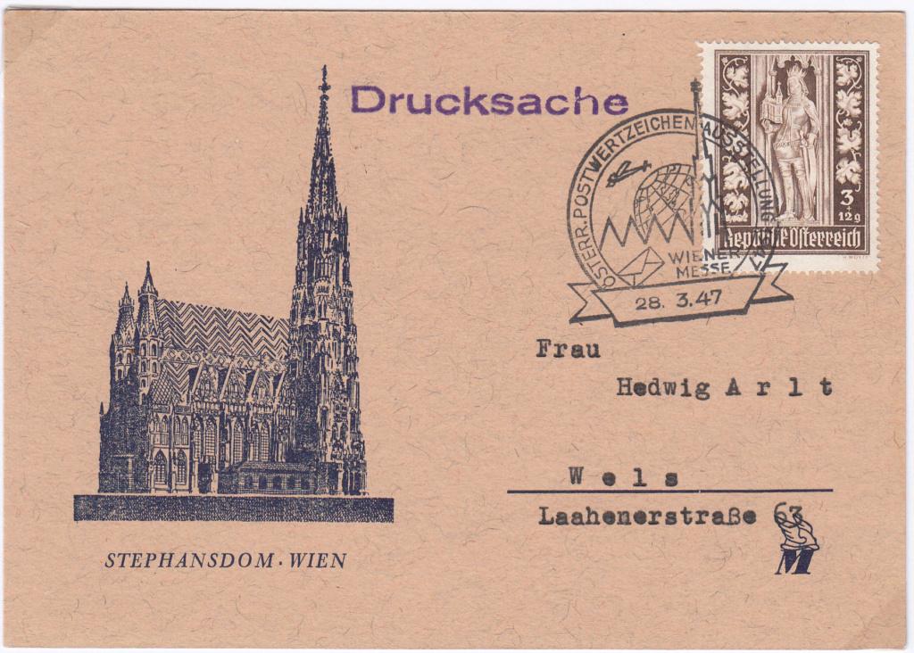 Sammlung Bedarfsbriefe Österreich ab 1945 - Seite 10 Img_0071
