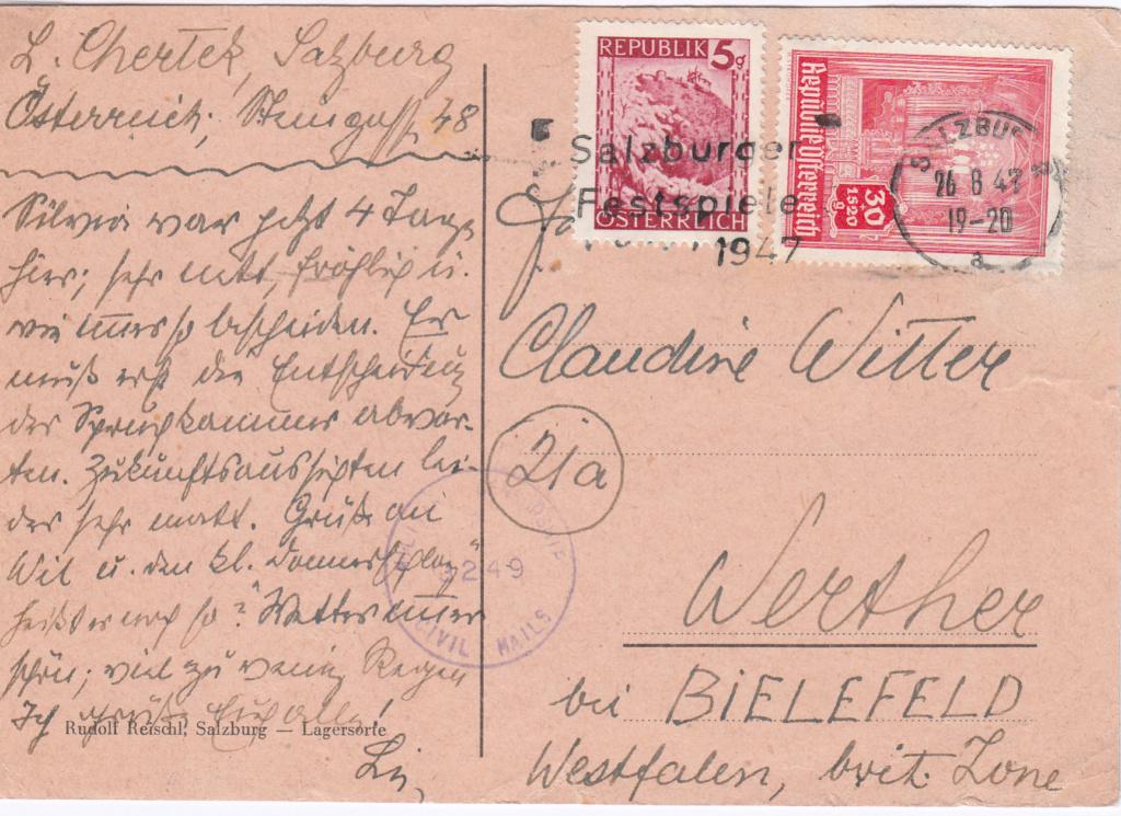 Sammlung Bedarfsbriefe Österreich ab 1945 - Seite 10 Img_0076