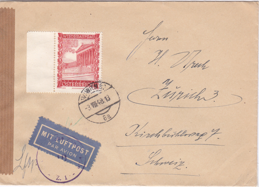 Sammlung Bedarfsbriefe Österreich ab 1945 - Seite 11 Img_0110