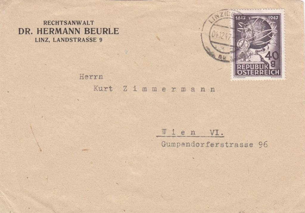 Sammlung Bedarfsbriefe Österreich ab 1945 - Seite 11 Img_0122