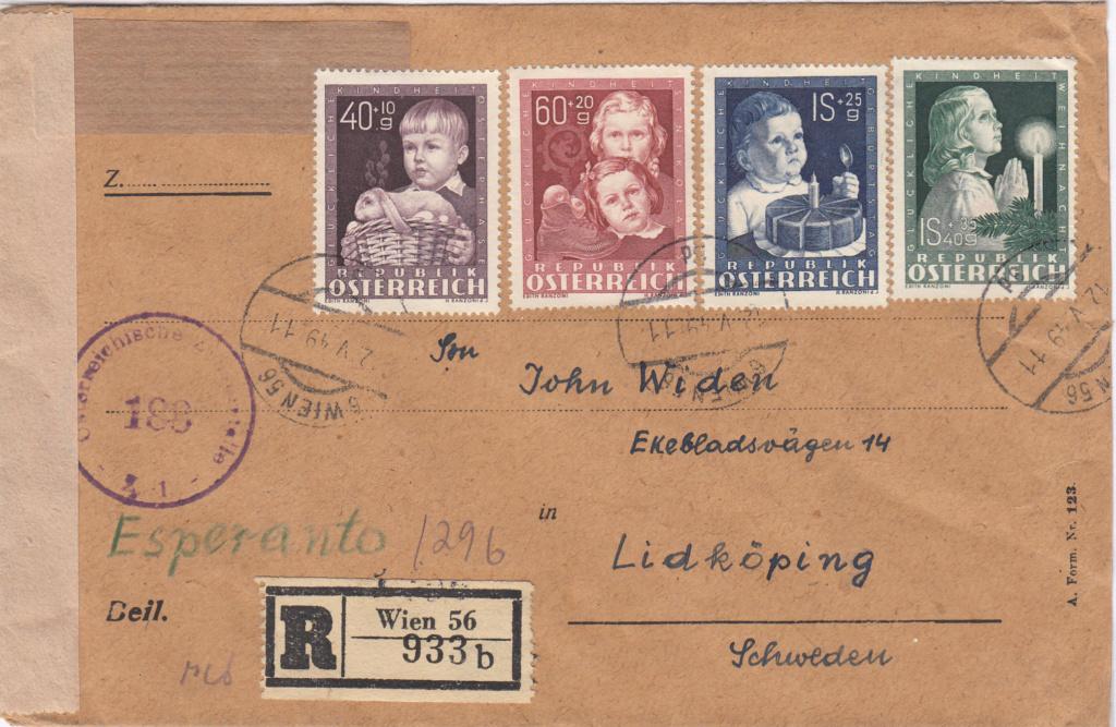 Sammlung Bedarfsbriefe Österreich ab 1945 - Seite 11 Img_0126