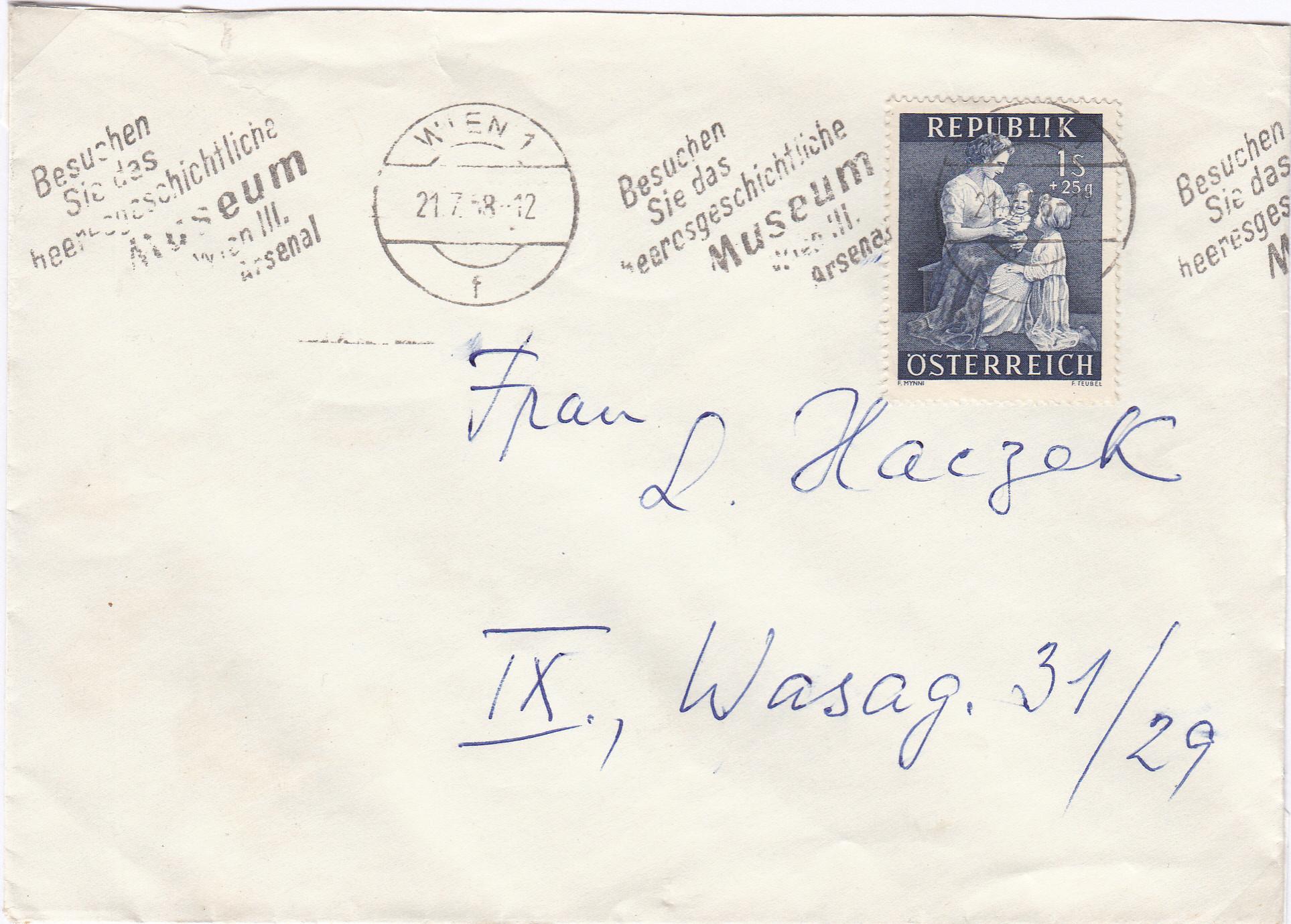 Sammlung Bedarfsbriefe Österreich ab 1945 - Seite 12 Img_0164