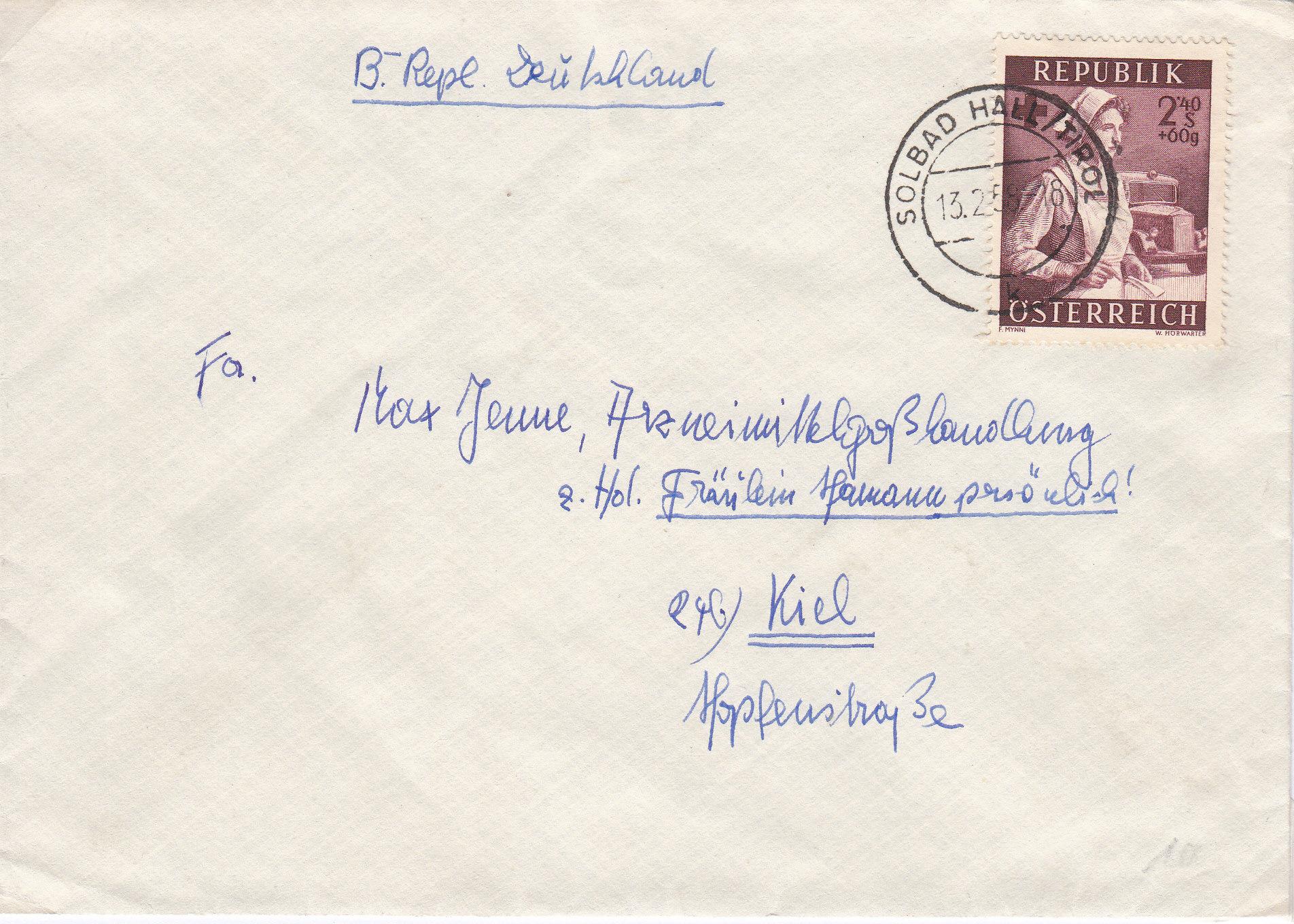 Sammlung Bedarfsbriefe Österreich ab 1945 - Seite 12 Img_0165