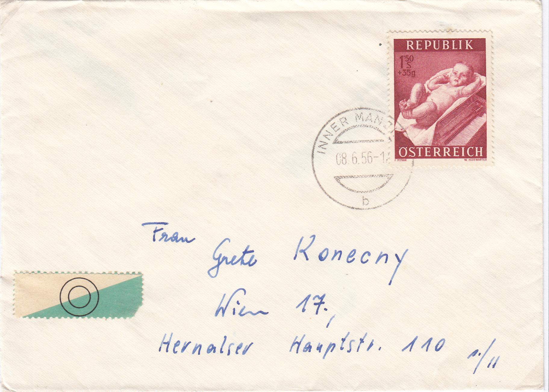 Sammlung Bedarfsbriefe Österreich ab 1945 - Seite 12 Img_0166