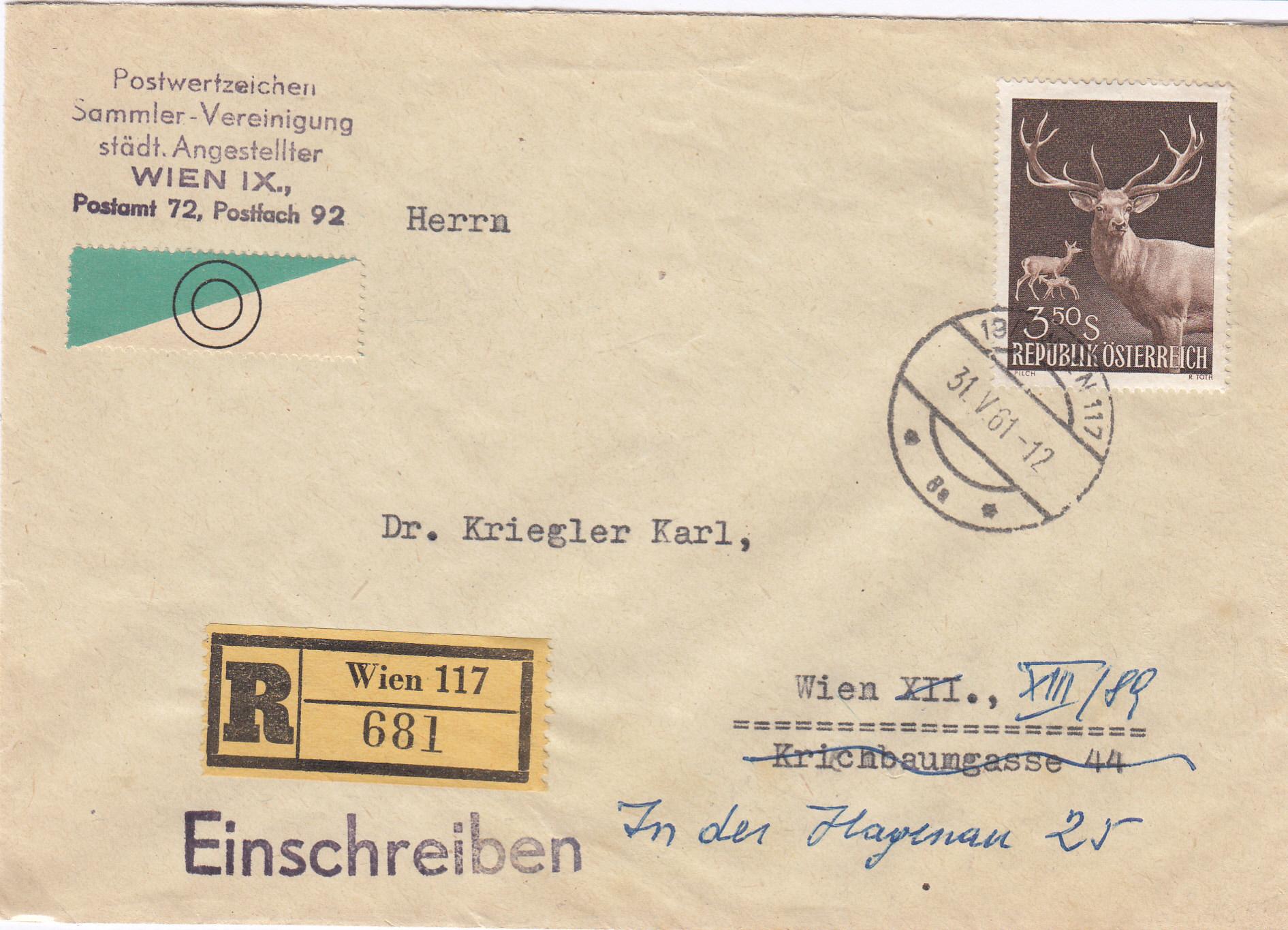 Sammlung Bedarfsbriefe Österreich ab 1945 - Seite 13 Img_0190
