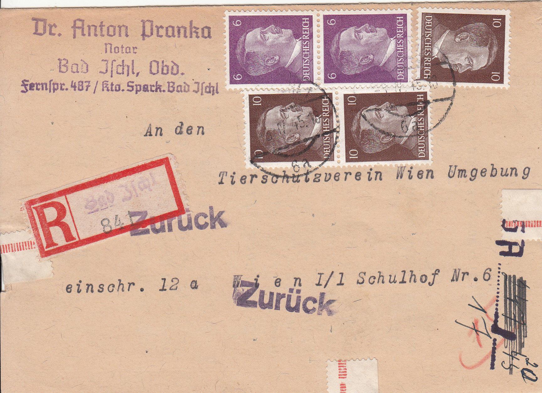 Österreich im III. Reich (Ostmark) Belege - Seite 15 Img_0222