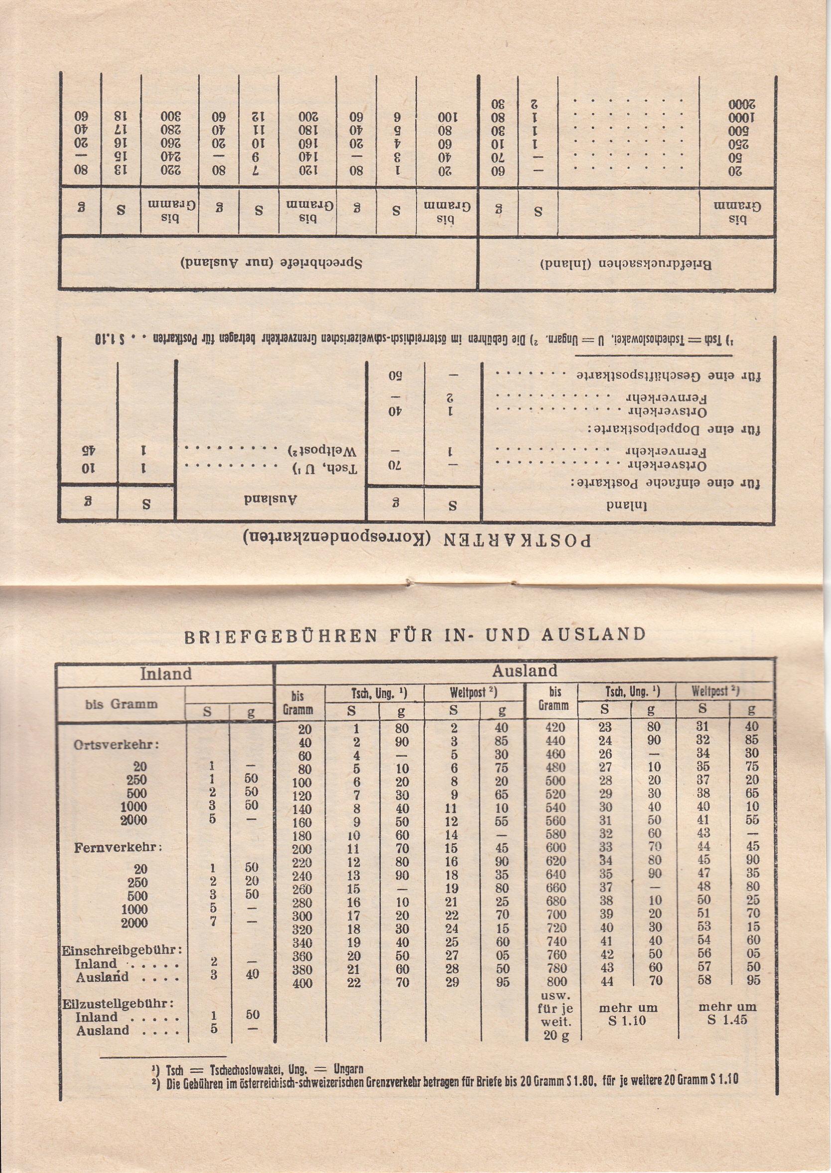 Postbüchl - Das kleine Postbuch Img_0243