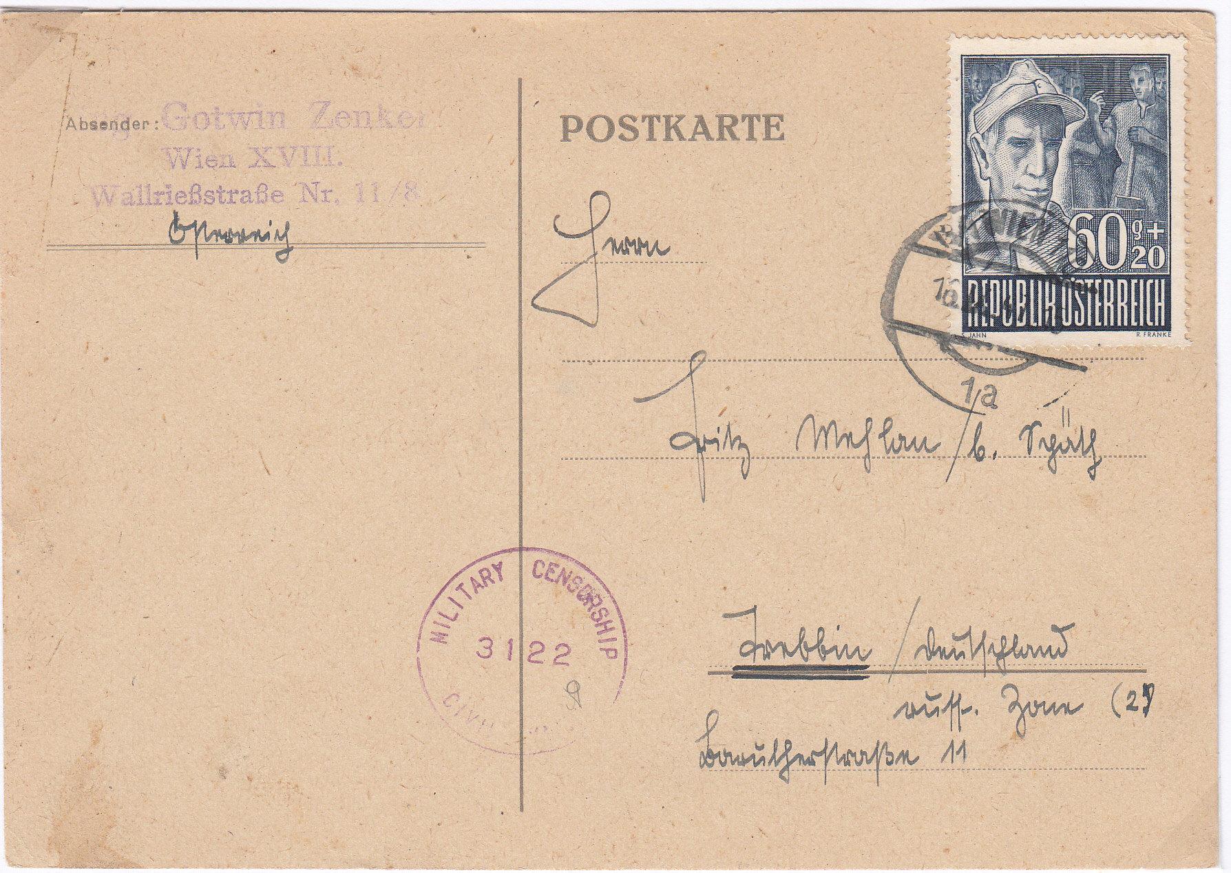 Sammlung Bedarfsbriefe Österreich ab 1945 - Seite 13 Img_0251