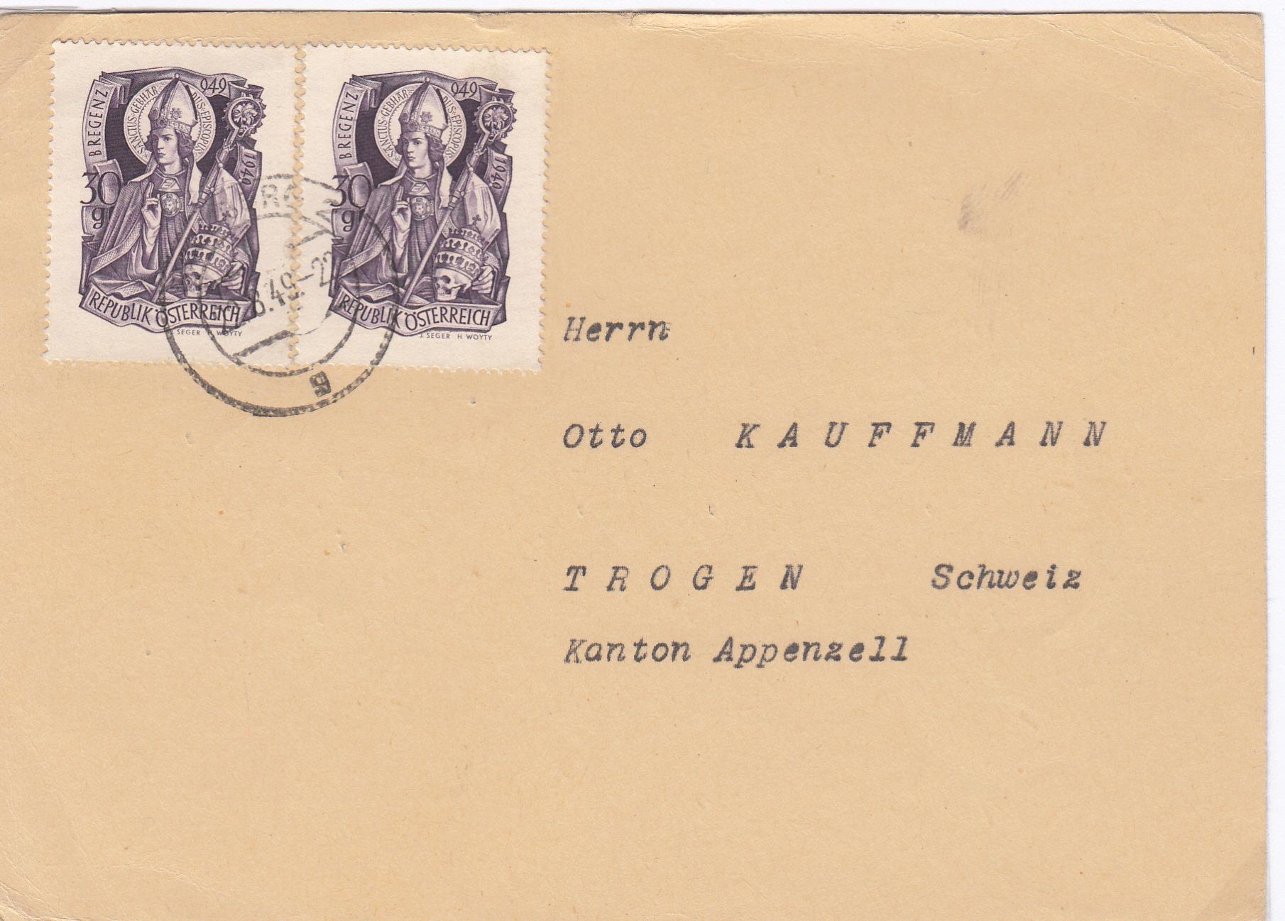 Sammlung Bedarfsbriefe Österreich ab 1945 - Seite 13 Img_0252