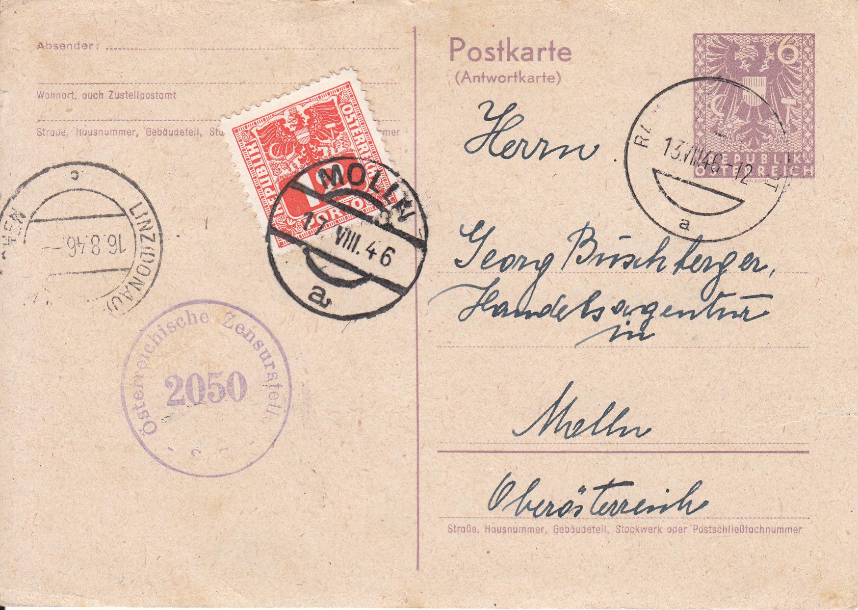 Wappenzeichnung  -  ANK 714-736 - Belege - Seite 5 Img_0258