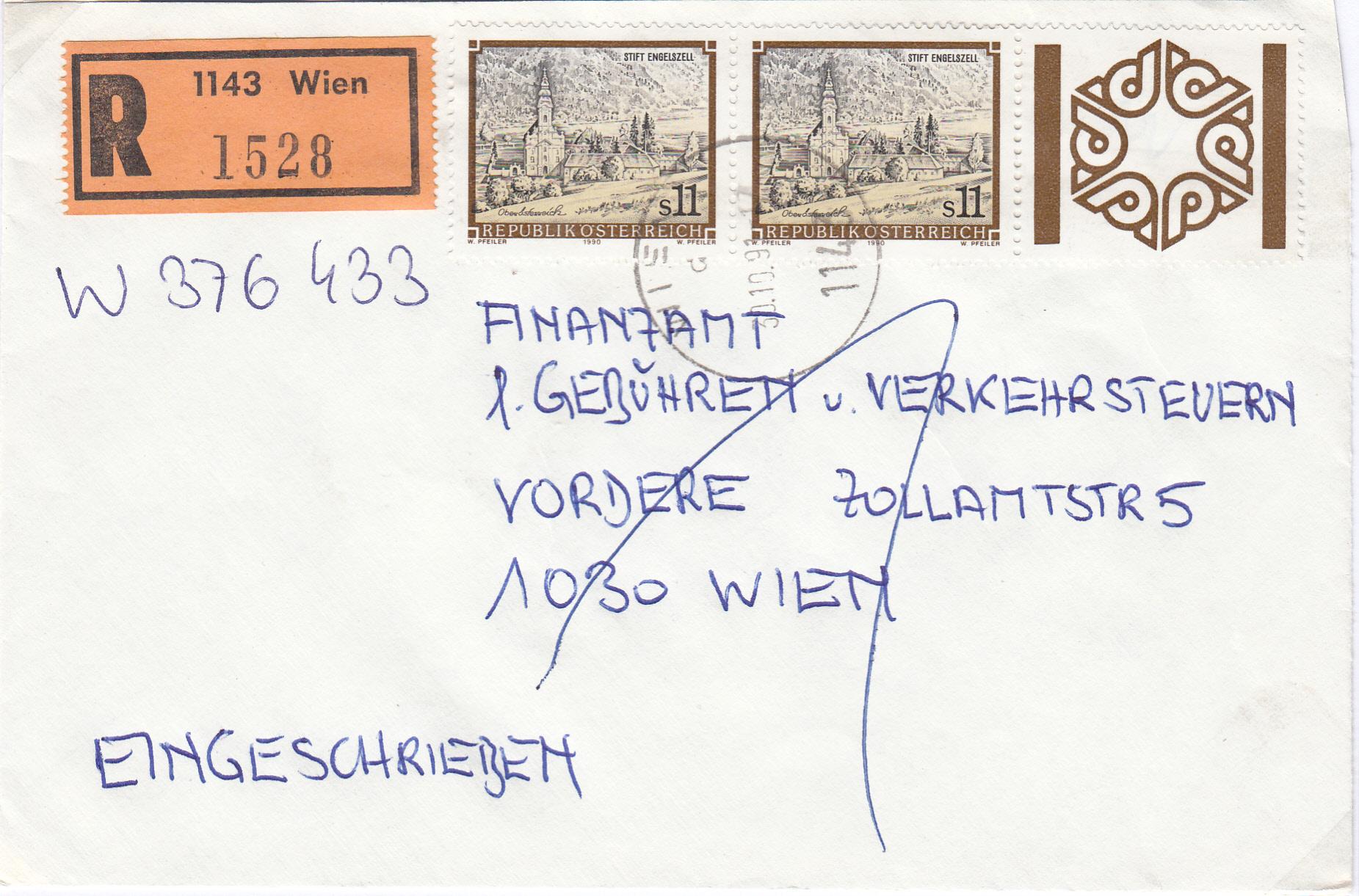 Stifte und Klöster - Belege Img_0262