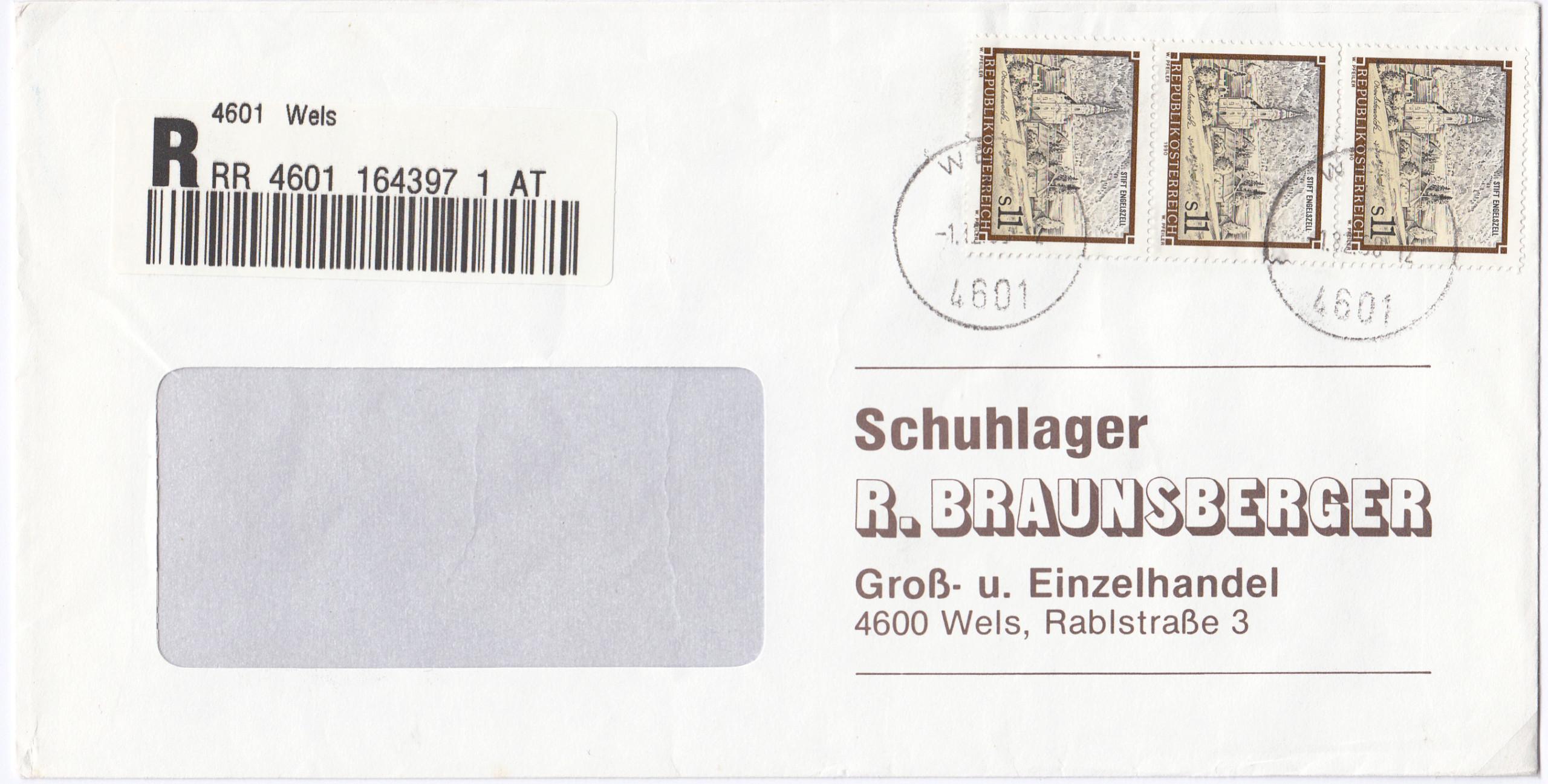 Stifte und Klöster - Belege Img_0263