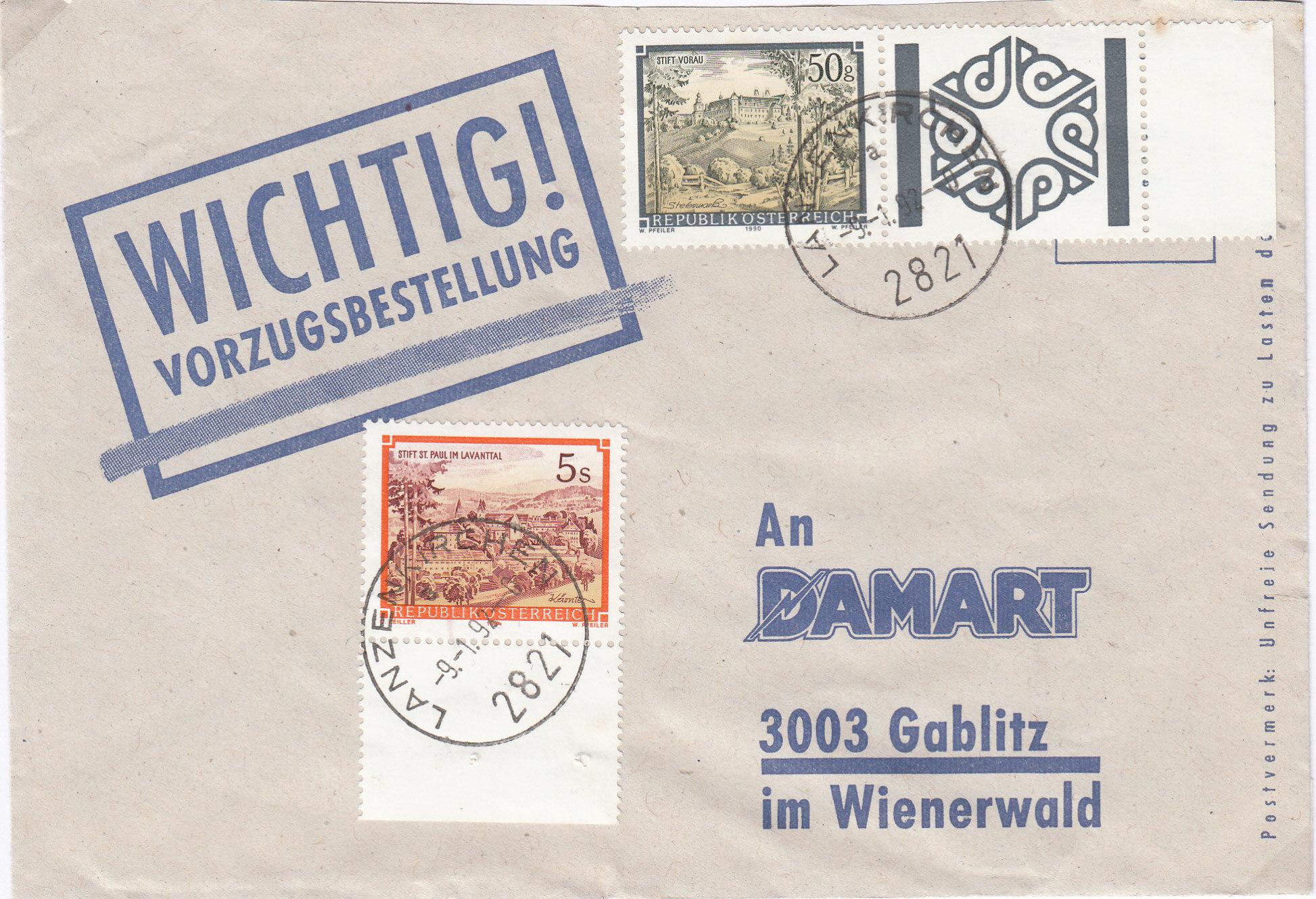 Stifte und Klöster - Belege Img_0275
