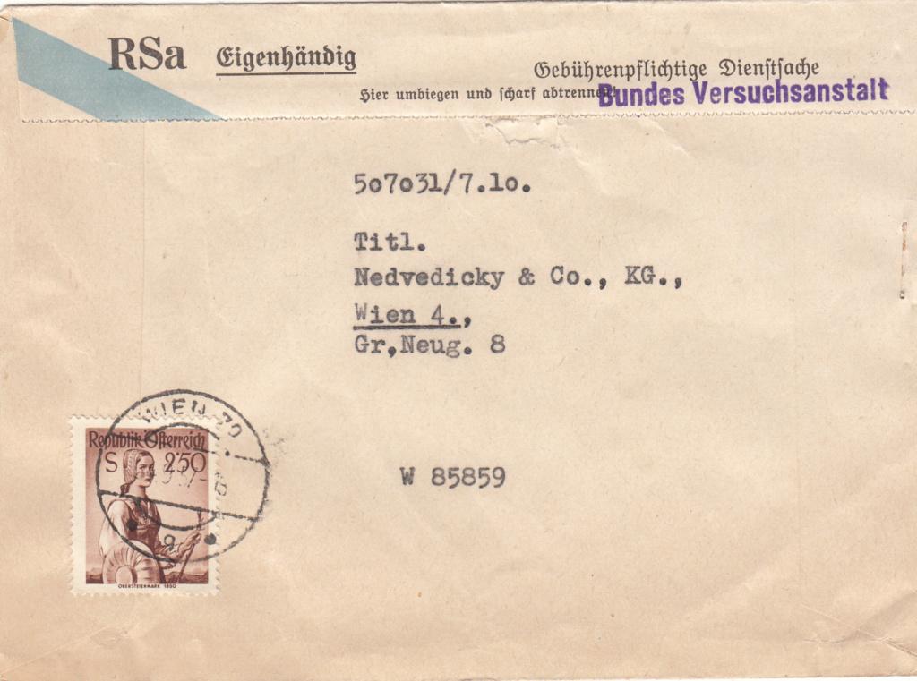 trachten - Trachtenserien ANK 887 - 923 und 1052 - 1072 Belege - Seite 13 Img_0364