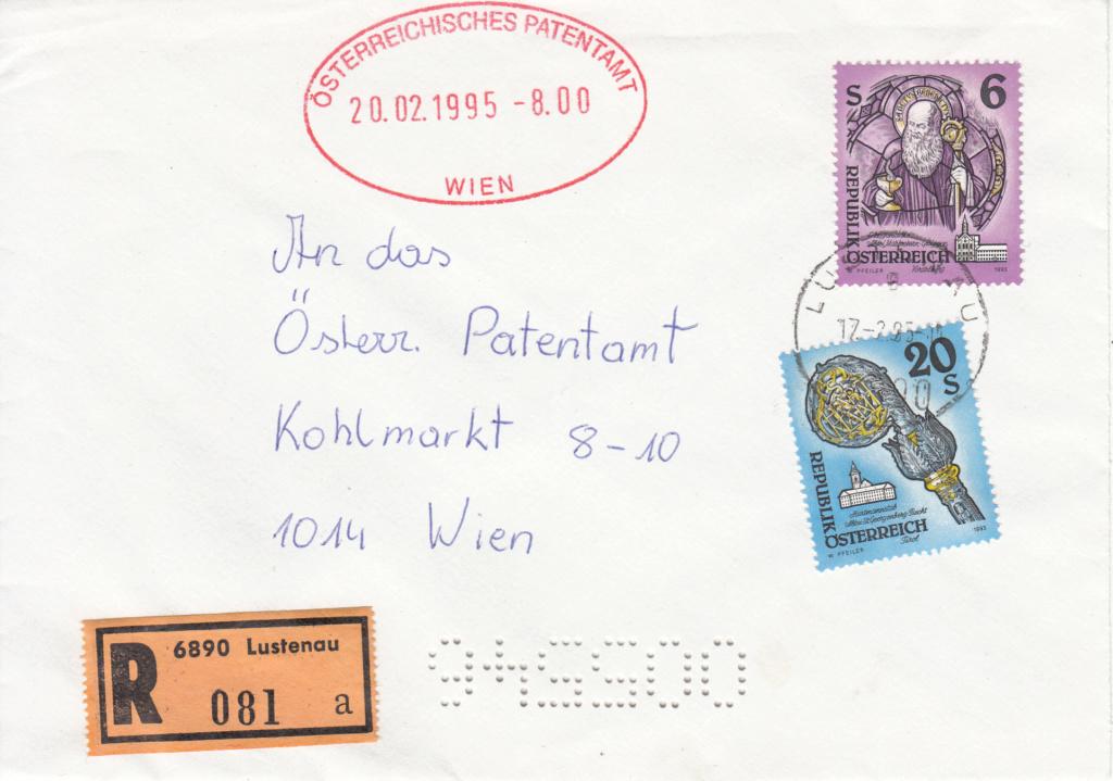 Österreichisches Patentamt - Belege Perfins Img_0365
