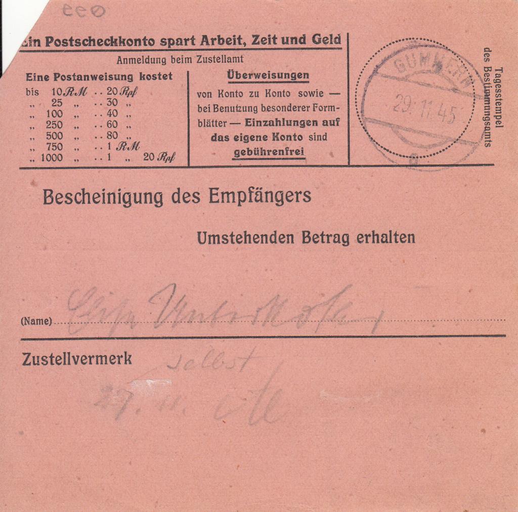 Posthornzeichnung  -  ANK 697-713  -  Belege - Seite 4 Img_0404