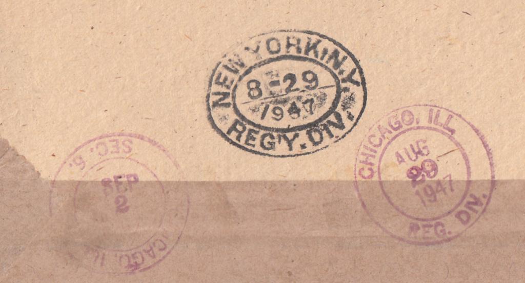 Flugpostausgabe 1947 Img_0437
