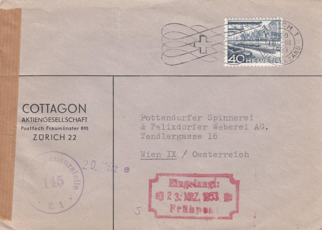 Zensurnebenstempel Österreich nach 1945 Img_0442