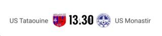 Ligue 1 24ème journée UST - USM  16201210