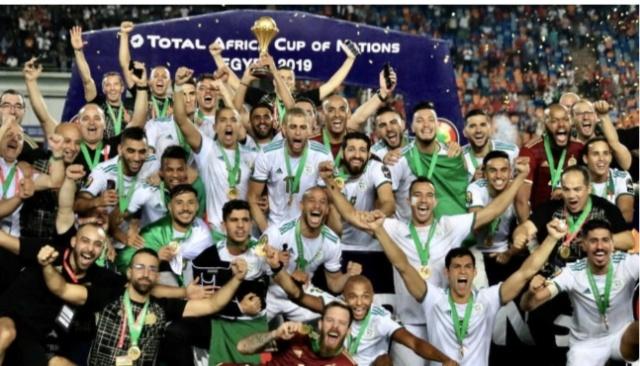 CAN-2019 : l'Algérie sacrée championne d'Afrique pour la 2e fois de son histoire 20190711