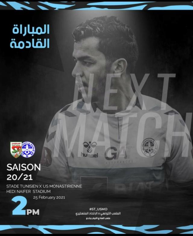 Ligue 1 match en retard ST - USM 20210216